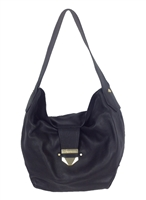 Foley + Corinna Oasis Leather Slouchy Hobo