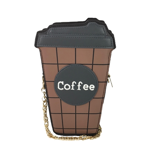 Fashion Culture Cup Of Joe Coffee Crossbody