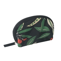 Fashion Culture Oasis Print Dome Cosmetic Bag Make Up Case