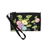 Floral Embroidered iPhone Mini Crossbody Bag