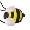 Fashion Culture Bumble Bee Coin Purse Bag Charm