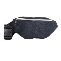 Fashion Culture Shinning Star Glitter Fanny Pack Waist Bag
