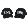 Fashion Culture King & Queen Baseball Hat