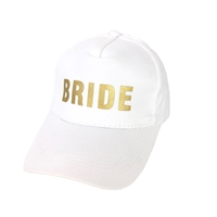 Bride Baseball Cap Hat