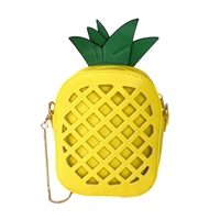 Fashion Culture Aloha Tropical Pineapple Crossbody