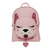 OMG! Accessories Miss LouLou Frenchie Dog Mini Backpack