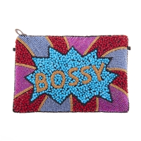 From St Xavier Bossy Convertible Clutch