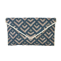 From St Xavier Tilda Beaded Convertible Clutch Crossbody