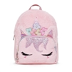 OMG! Accessories Miss Gwen Flower Crown Plush Mini Backpack
