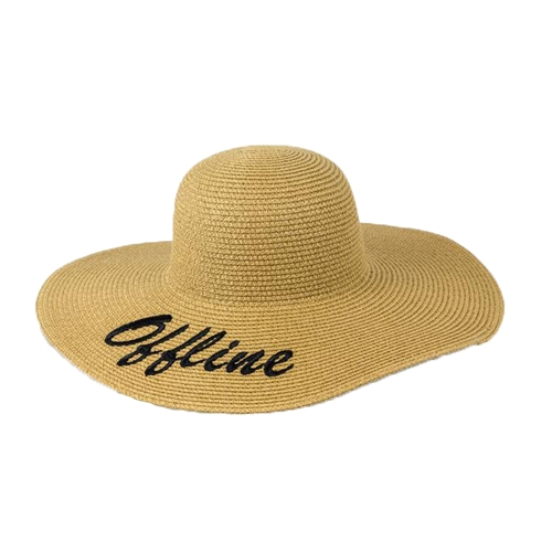 Magid Offline Floppy Wide Brim Straw Sun Hat 75a4fb5bb49