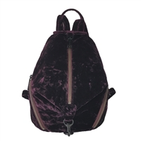 Rebecca Minkoff Crushed Velvet Medium Julian Backpack