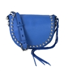 Rebecca Minkoff Unlined Studded Saddle Bag