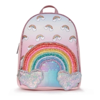 OMG! Accessories Over The Rainbow Mini Backpack