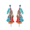 Jewelry Collection Tassel Drop Earrings