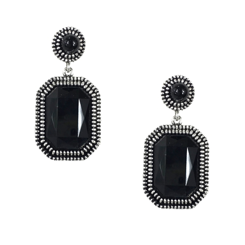 Jewelry Collection Coco Deco Drop Earrings