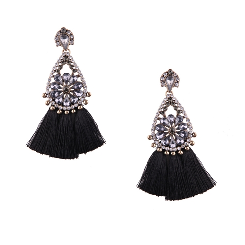 Jewelry Collection Dinah Opulant Drop Earrings