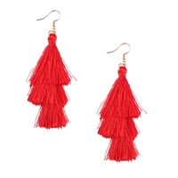 ewelry Collection Ana Tassel Drop Earrings