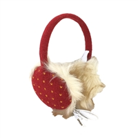 Earmuff Wired Headphones