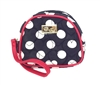 Betsey Johnson Zip Cosmetic Case