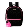 Luv Betsey Johnson Keegs Star  Velour Backpack