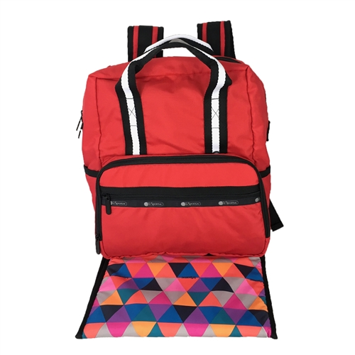 LeSportsac Eco Friendly Madison Diaper Bag Backpack