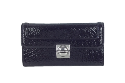 Marc Jacobs Patent Leather Continental Wallet