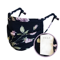 RK Chiffon Lightweight Reusable Covering Mask with Filter