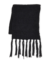 Steve Madden Big Wrap Oversized Knit Scarf