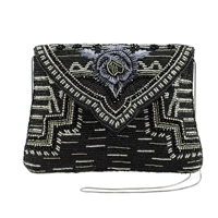 Mary Frances Adorbs Beaded Evening Mini Bag