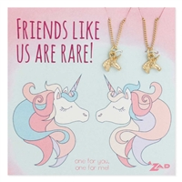 Unicorn Pendant Set of 2 BFF Necklace
