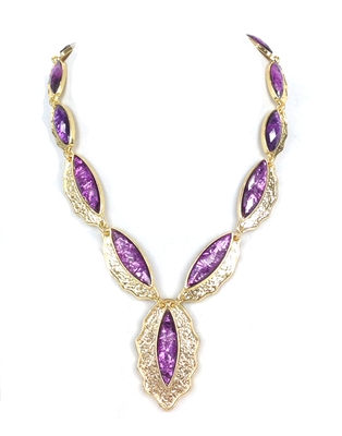 Amrita Singh Camella Shells Necklace