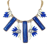 Amrita Singh 'Azure' Statement Necklace