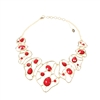 Amrita Singh Sag Harbor Openwork Bib Necklace