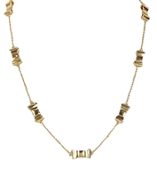 Kate Spade Take A Bow Scatter Necklace