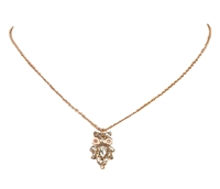 Kate Spade Wise Owl Pendant Necklace