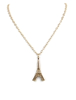 Kate Spade Eiffel Tower Pendant Necklace