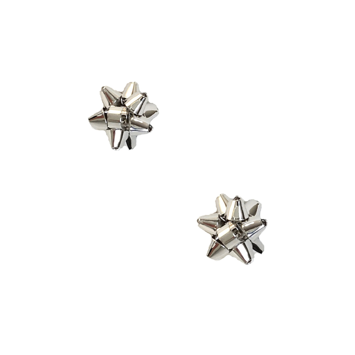 53dc079944050 Kate Spade Bourgeois Bow Stud Earrings, Silver