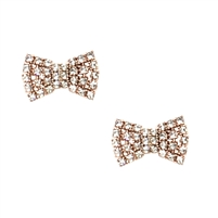 2e1a68a1e45bc Kate Spade Sparkling Bow Stud Earrings