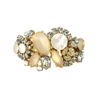 Kate Spade Grand Bouquet Statement Bangle Bracelet