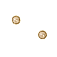 Kate Spade Seaport Simulated Pearl Stud Earrings