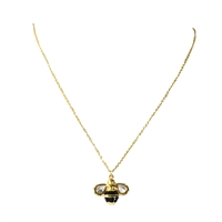 Kate Spade Bumble Bee Mini Pendant Necklace