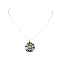Kate Spade Peacock Way Mini Pendant Necklace