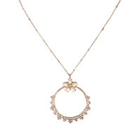 Kate Spade Chantilly Charm Pendant Necklace
