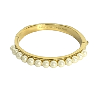 Kate Spade Pearly Delight Bangle Bracelet