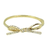 Kate Spade Pave Bow Bangle Bracelet