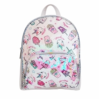 OMG! Accessories Miss Gwens Unicorn Sequin Mini Backpack