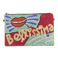 From St Xavier Bellissima Mia Convertible Clutch