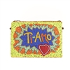 From St Xavier Ti-Amo FiFi Convertible Clutch