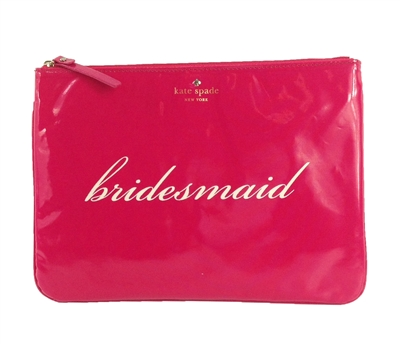 Kate Spade Wedding Belles Gia Cosmetic Case