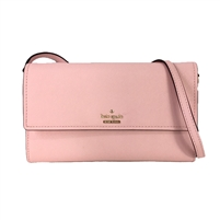 Kate Spade Stormie Leather Wallet Clutch Crossbody Bag